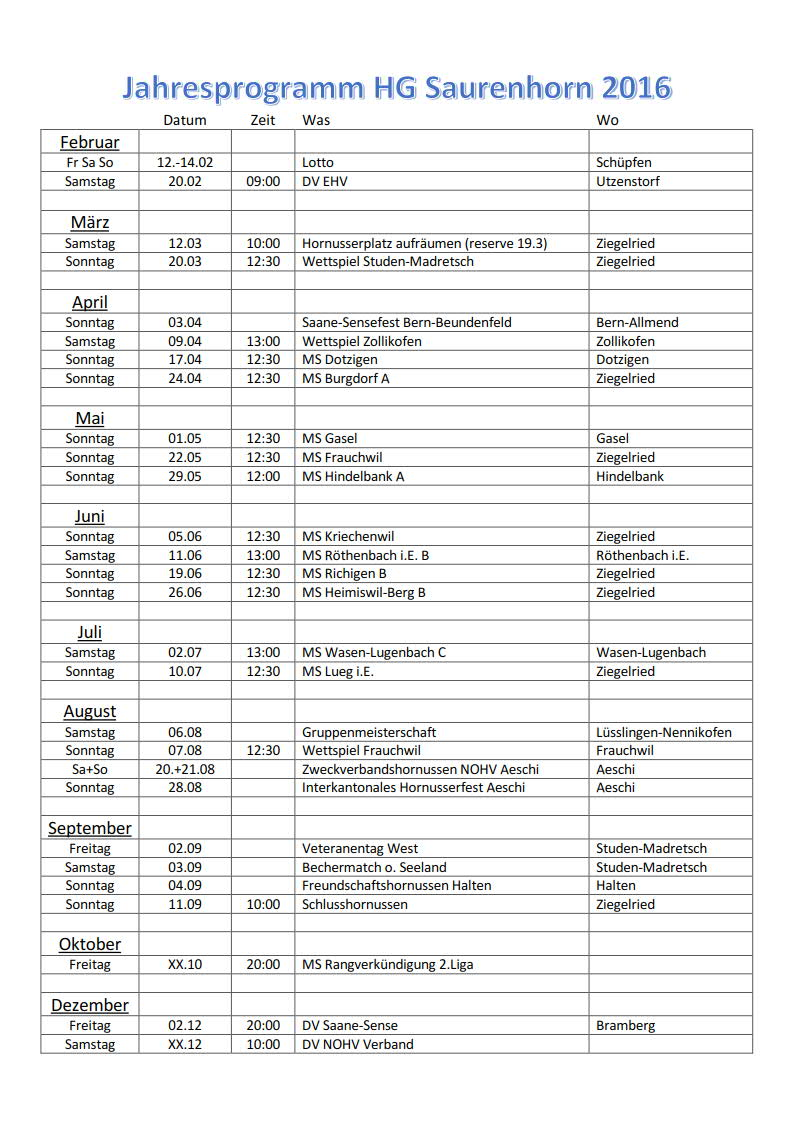 Jahresprogramm HG Saurenhorn 2016_1
